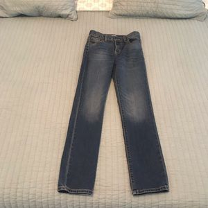 Boys Old Navy Jeans 14 Skinny